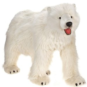 POLAR BEAR STANDING ON ALL 4'S Plush Toy