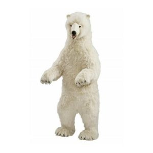 POLAR BEAR UP ON 2FEET Plush Toy