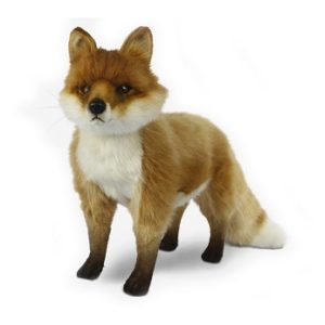 "FOX STANDING 18""H Plush Toy"
