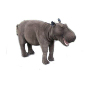 HAPPY HIPPO (RIDE-ON) Plush Toy