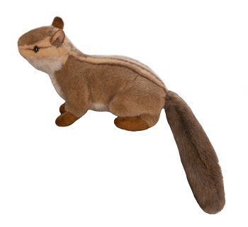 CHIPMUNK ON ALL4'S 8'' Plush Toy