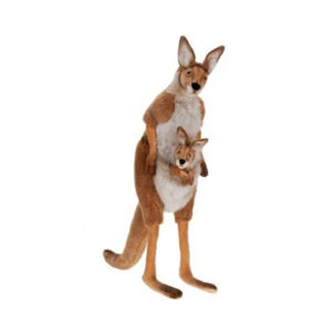 KANGAROO LIFE SZ  44'' Plush Toy
