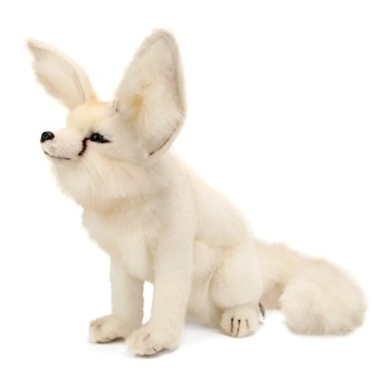 ARCTIC FOX SEATED 13.5'' Plush Toy