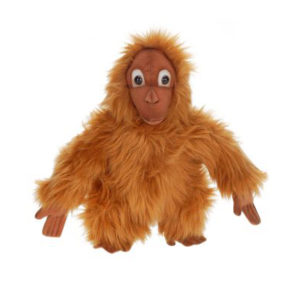 ORANGUTAN 10'' Plush Toy