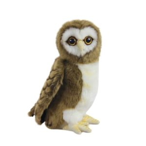 BROWN OWL 9'' Plush Toy