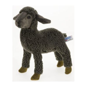 SHEEP KID BLACK 12'' Plush Toy