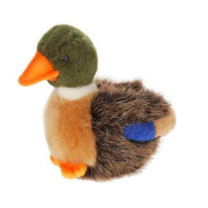 DUCK MALLARD BABY 4'' Plush Toy