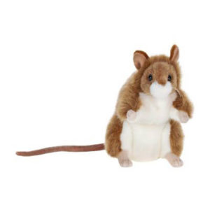 GERMAN MOUSE 4'' Plush Toy
