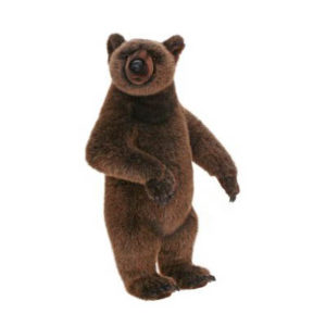 GRIZZLY YOGI 26'' Plush Toy