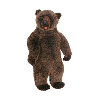 GRIZZLY BOBO 20'' Plush Toy
