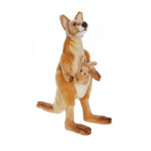 KANGAROO MOM-JOEY 13'' Plush Toy