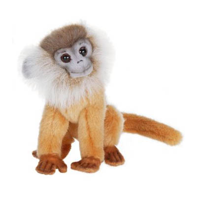 LEAF MONKEY BROWN 7'' Plush Toy