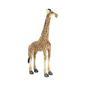 "GIRAFFE 53""H Plush Toy"