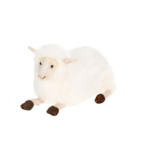 SHEEP MAMA FLOPPY 15''L Plush Toy