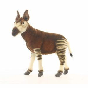 "OKAPI 15""L x 14""H Plush Toy"
