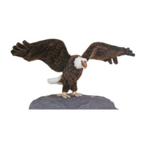 EAGLE LARGE 27''L Plush Toy