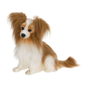 PAPILLION DOG 16'' Plush Toy