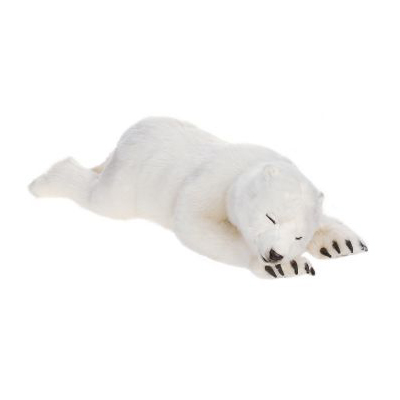 POLAR CUB LG SLEEP 41''L Plush Toy