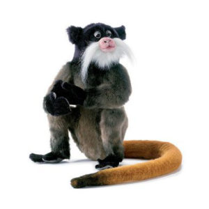EMPEROR TAMARIN 12'' Plush Toy