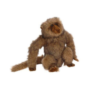 SITTING BABOON 13'' Plush Toy