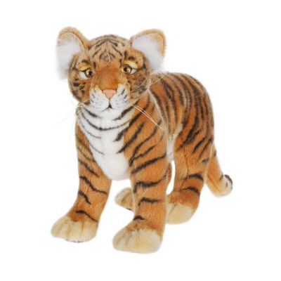 TIGER CUB MED STND/SEATED 12'' Plush Toy