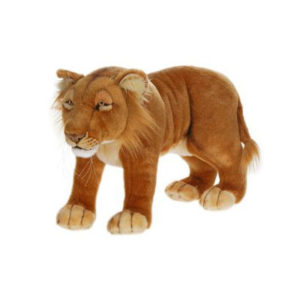 LION CUB STANDING 19'' Plush Toy