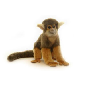 SQUIRREL MONKEY 10'' Plush Toy