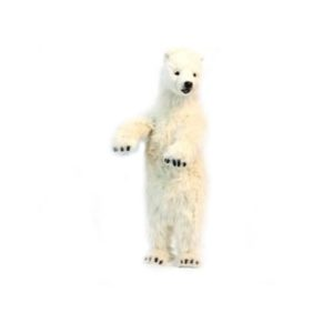 "POLAR CUB UP ON 2FEET 39""H Plush Toy"