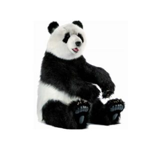 "PANDA BEAR SITTING 40""H Plush Toy"