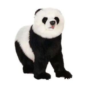 "PANDA ON ALL 4'S 29''L X 24""H Plush Toy"