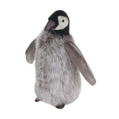 Life-size and realistic plush animals.  4668 - PENGUIN CHICK