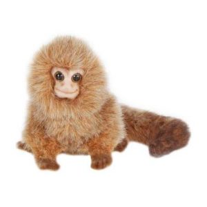 MARMOSET PIGMY 6'' Plush Toy