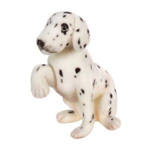 SITTNG DALMATIAN PUP 10'' Plush Toy