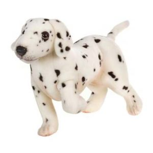 DALMATIAN PUPPY 14'' L Plush Toy