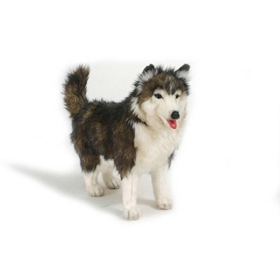 HUSKY DOG 14'' Plush Toy