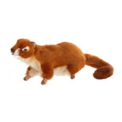 Life-size and realistic plush animals.  4843 - SQUIRREL