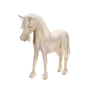 UNICORN (RIDE-ON) 40'' Plush Toy