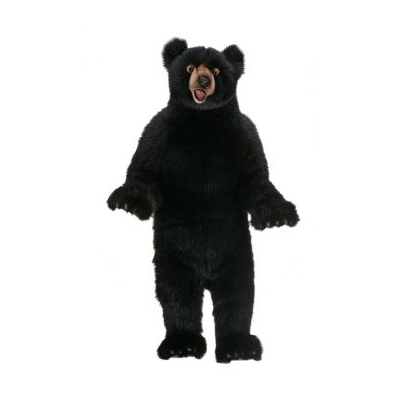 BLACK BEAR FRITZ 44'' Plush Toy