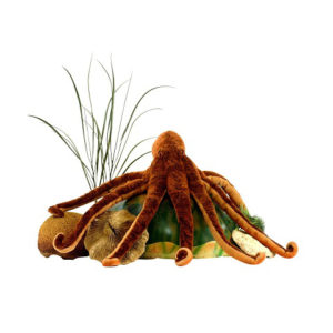 OCTOPUS 28'' Plush Toy