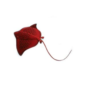 STINGRAY RED 20'' Plush Toy