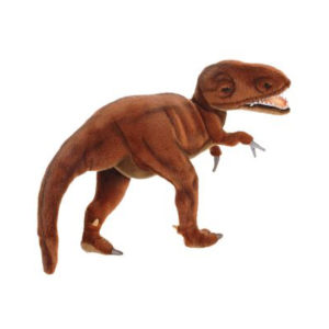 Life-size and realistic plush animals.  5096 - T-REX 26''L