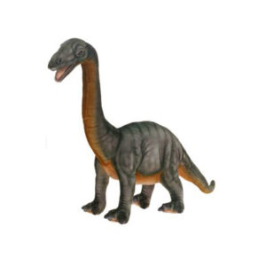 "BRONTOSAURUS 22""L Plush Toy"