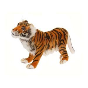TIGER CASPIAN 12''L (ARK) Plush Toy