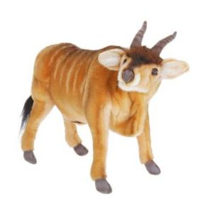 ELAND GREAT WESTRN 15''L Plush Toy