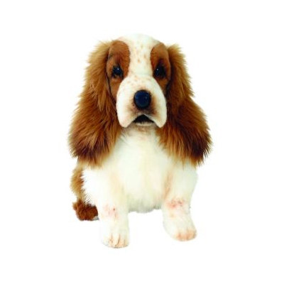 COCKER SPANIEL PUP 12''L Plush Toy