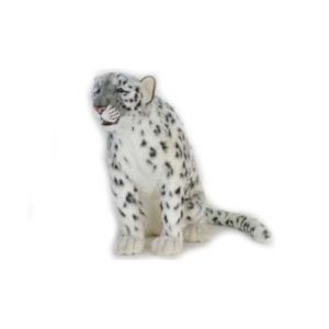 SNOW LEOPARD 38'' Plush Toy