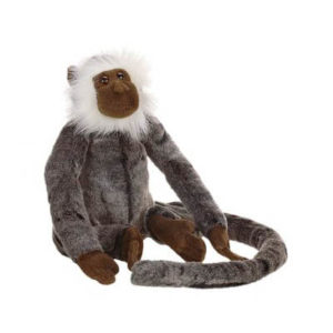 "POSABLE JOLLY MONKEY8""L Plush Toy"