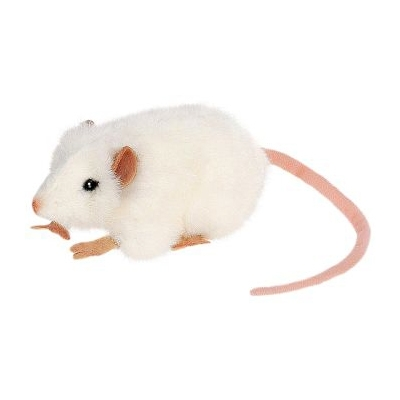 Life-size and realistic plush animals.  5576 - MICE