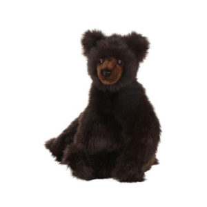 Life-size and realistic plush animals.  5850 - BEAR (PETER BEAR)