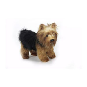 YORKSHIRE TERRIER 10''L Plush Toy